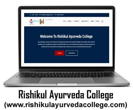 rishikul-ayurveda-college